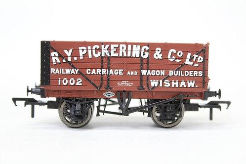 Bachmann 37-2010K 7 Plank End Door Open Wagon 'Pickering & Co' E19