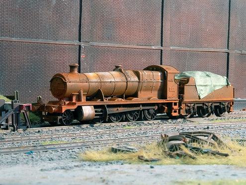 Scrap GWR Churchward Steam Locomotive (L1)
