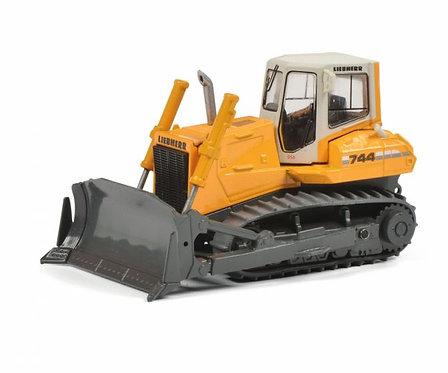 Liebherr PR 744 Schuco Bulldozer Waste Handler (C12)