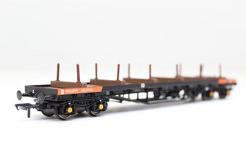 Bachmann 38-150 80t GLW BDA Bogie Bolster Wagon 'Loadhaul' (B11)