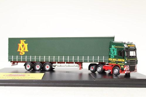 Oxford Ken Mallinson & Sons DAF Lorry D8
