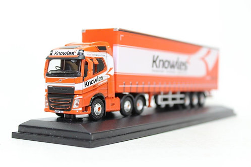 Oxford Knowles Transport Volvo Lorry C5