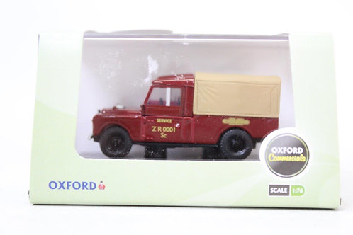 Oxford Land Rover Series 1 'BR' Canvas Top U8