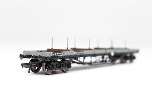 Bachmann 33-856B 30t Bogie Bolster BR Grey Wagon (B11)