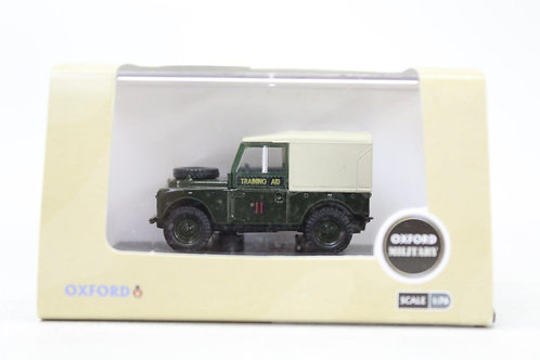 "Oxford Land Rover Series 1 88"" 'Training Regiment' U9"