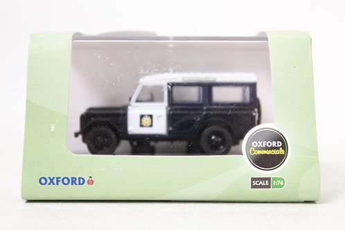 Oxford Land Rover Series II Station Wagon 'Hong Kong' Police U8