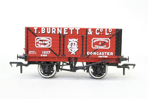 Bachmann 37-125K 8 Plank Open Wagon 'T Burnett & Co' T3