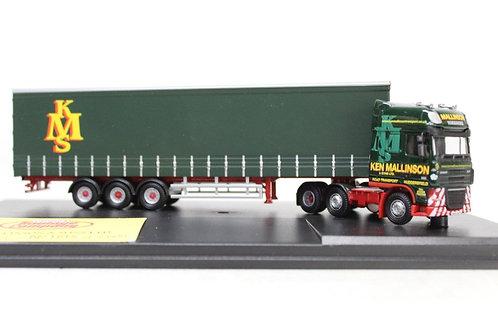 Oxford Ken Mallinson & Sons DAF Lorry D23