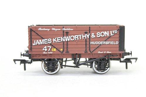 Bachmann 37-2003 7 Plank Open Wagon 'James Kenworthy' E19