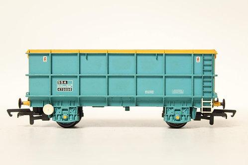 Bachmann 33-426 51T POA/SSA Scrap Wagon OO Gauge (Q7)