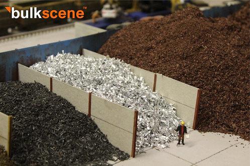 Scrap Aluminium Loose Fill - Large Grade (F5)
