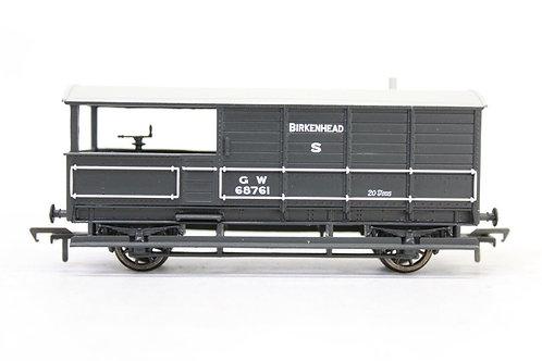 Bachmann 33-300E 20T Toad Brake Van GWR Birkenhead T3