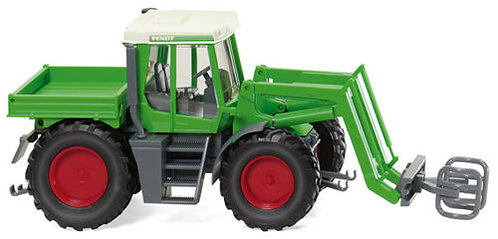 Wiking 038003 Fendt Xylon with log grip HO 1/87 (C1)