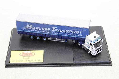 Oxford Volvo Barline Transport Lorry C23