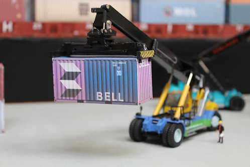 Bell Weathered 20ft Card Container