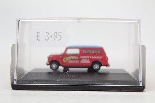 Oxford Chipperfield Circus Mini Van Car M14