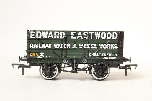 Bachmann 37-080K 7 Plank Open Wagon 'Edward Eastwood' T3