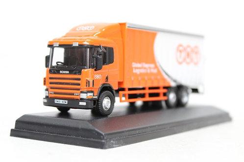 Oxford TNT 6 Wheel Scania Lorry D15