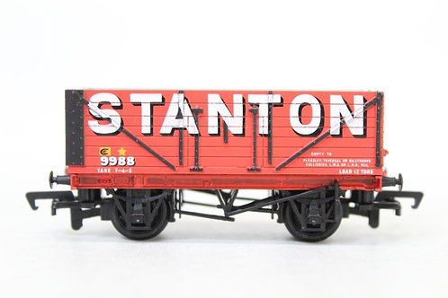 Replica Railways 13212 7 Plank 'Stanton' Open Wagon N13