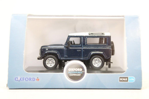 Oxford Land Rover Defender 2013 Tamar Blue M14