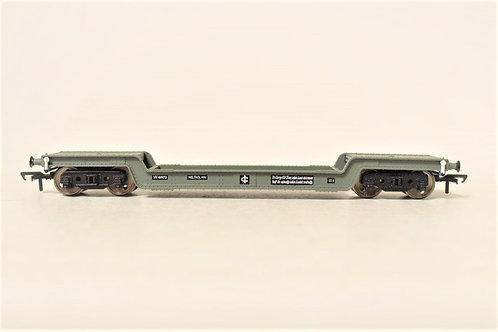 Bachmann 33-901C 45t Bogie Well Wagon Grey B1