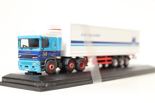 Oxford ERF John Mackirdy Fridge Lorry C16