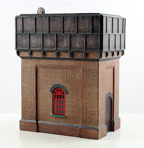 Bachmann 44-0003 Brick Base Water Tower Building OO Gauge 1/76 (O20)