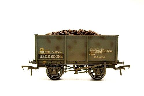 Bachmann BSC Open Iron Ore Wagon OO Gauge 1/76 B8