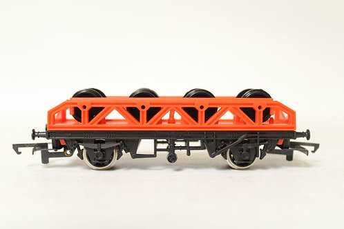 Hornby R.224 Flat Bed Wagon w/ Axle Load T6