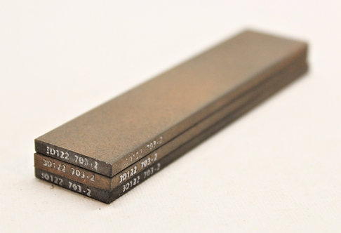 Steel Slabs Weathered (x3) 90mm x 20mm