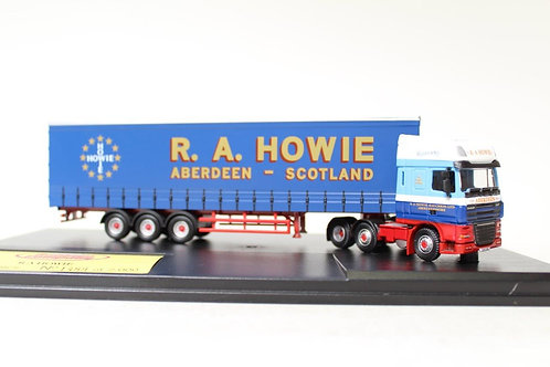 Oxford R A Howie DAF Lorry D4