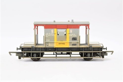 Hornby R6206A BR 20T Brake Van Wagon Weathered F18