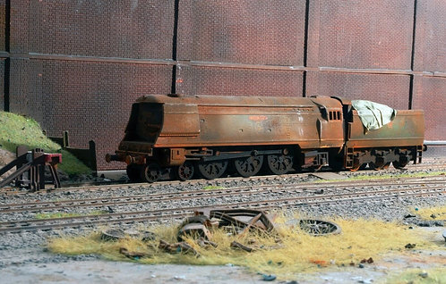 SR BoB Class Scrap Steam Locomotive (Q14)