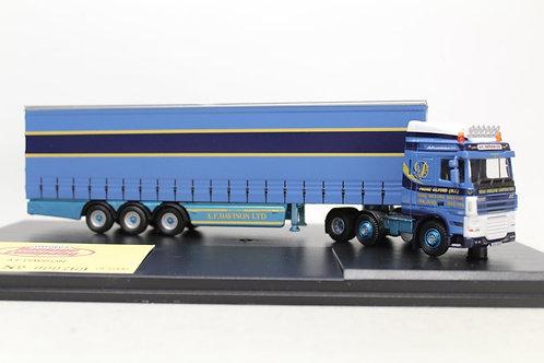 Oxford Davison DAF 105 Curtainside Lorry B21