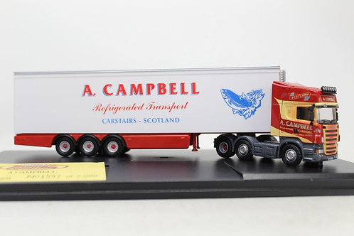 Oxford Scania A Campbell Fridge Lorry E2