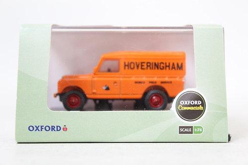 Oxford Land Rover Series 2 LWB Hard Top Orange Hoveringham U10