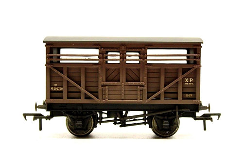 Bachmann Cattle Freight Wagon Weathered OO Gauge 1/76 D8