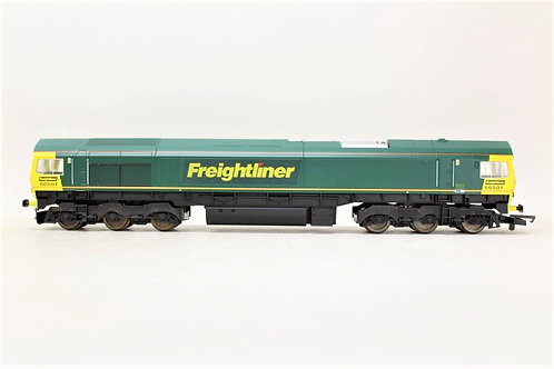 Lima L205229 Diesel Locomotive Freightliner Class 66501 OO Gauge 1/76 N14
