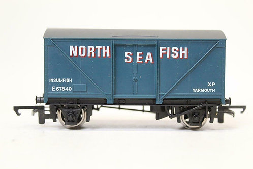 Wrenn W5050 'North Sea' Fish Freight Van Wagon F6