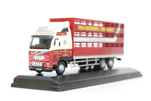 Oxford Fred Greenwood Volvo Livestock Lorry N8