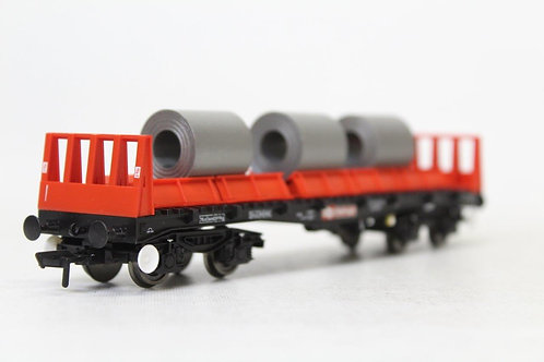 Bachmann 38-352A BAA Steel Carrier Wagon Railfreight OO 1/76 B17