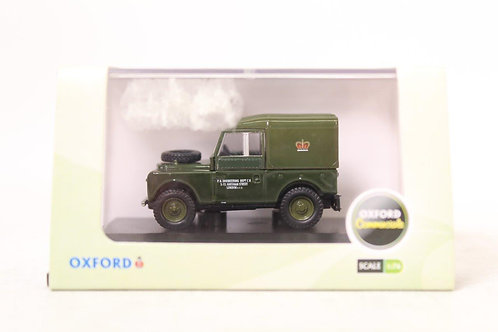 Oxford Post Office Telephone Green Land Rover U10