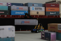 container dockside