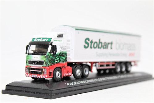 Atlas Oxford Volvo FH Walking Floor Biomass Lorry OO (Q15)