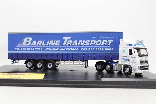 Oxford Volvo Barline Transport Lorry B21