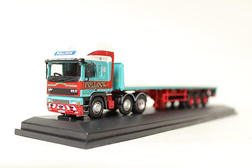 Oxford ERF Pollock Flat Bed Lorry D5