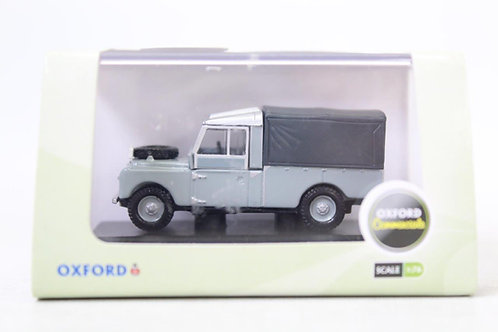 "Oxford Land Rover 'RUC' 109"" Canvas Top U8"