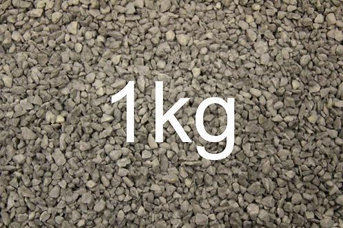 3mm Grey Track Ballast 1KG