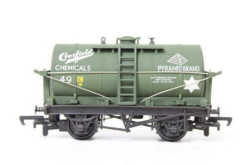 Mainline 37-147 'Crosfield Chemicals' Oil Tanker Wagon M18