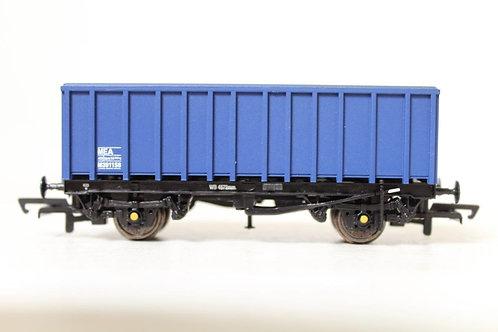 Bachmann 33-377 45t MEA Open Box Wagon Blue D10